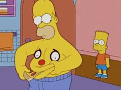 ¿Querías gifs de Los Simpsons? entonces entra - Taringa!