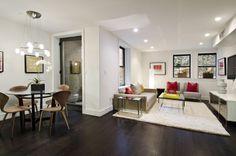 Hervorragend Manhattan Tri Plex   Modern   Living Room   New York   Cathy Hobbs Design  Recipes