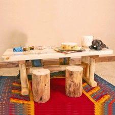 Aspen Mountain Kids Table Set