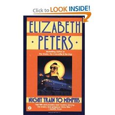 Elizabeth Peters' Vicki Bliss mysteries are pure fun: zany, intelligent, and unpredictable.
