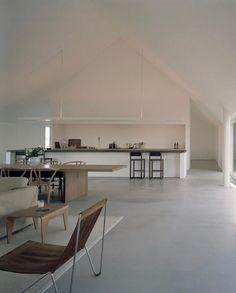 John Pawson's Baron house Modern Interior, Interior Design, John Pawson, Minimal Living, Ceiling Decor, Design Moderne, Cuisines Design, Modernism, Apartment Living