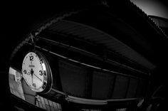 train station clock from A Coruna Train Station Clock, Big Ben, Building, Train Stations, Buildings, Construction