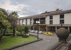 Palacio Municipal Quito, Ecuador. Plaza Grande.