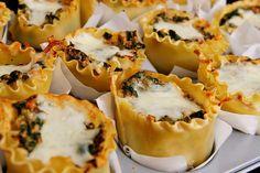 Lasagna Muffins - Unique And Delicious Lasagna Recipes - Livingly