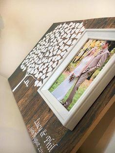 Hochzeit Gästebuch Alternative - Hochzeit Gästebuch Hochzeit Gast Buch Holz-Effekt ***** Unsere Hochzeit Gästebuch Alternative kommt mit einem Bilderrahmen und ist eine perfekte. Namen der Braut und Bräutigam und Ihrem Hochzeitsdatum werden auf Ihre Hochzeitsgästebuch für Sie