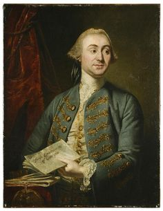 The only known portrait of James Wright (1716-1785), the third and last royal governor of Georgia.  Coming up at Brunk Auctions on March 18!