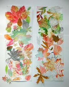 Krása podzimního listí, 8. ročník, 10/2008