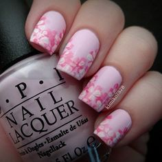 Beautiful nails 2016, Dating nails, flower nail art, Gentle summer nails, Long nails, Nails ideas with flowers, Nails with petals, Pale pink nails