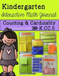 This freebie shows how to fold some of the interactive foldables from my Counting & Cardinality Notebook Bundle. The TPT file was too large to include all of the pictures in the purchased download, so here they are incase anyone would like to keep each standard organized with a cover!Includes the cover page with examples for K.CC.1, K.CC.2, K.CC.3, K.CC.4, K.CC.5, and K.CC.6.You can follow my blog here to see some more examples!Kristin Edwards