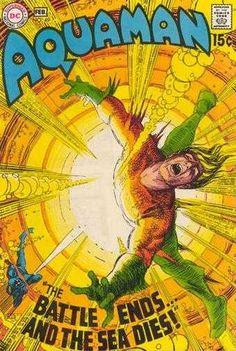 Aquaman #49, comic book