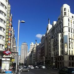 Mi Madrid sin filtros