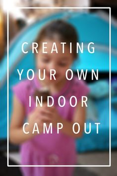Creating Your Own In