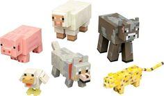 Minecraft, Djur 6-Pack