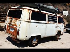 1971 Rusty Bucket #VW #SURF #BUS - FMV425 #FireballMalibuVlog 425 celebrates Kathie's Birthday at Malibu Beach #surfing awesome waves and this 1971 Rusty VW BUS SURF VAN. SHARE Today's Vlog! SUBSCRIBE to this CHANNEL here! http://www.youtube.com/fireballtim Come to Fireball #WHEELSANDWAVES #CarShow at Gladstones Malibu! http://ift.tt/2a3SDnt Get your WHEELS AND WAVES SuperT @ The Vlog Store here! http://ift.tt/1RctbYF SUBSCRIBE TO FIREBALL'S BLOG! http://ift.tt/1HsRt1K... LET'S CONNECT…