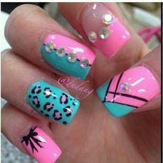 Nails are by: Dndang found on instagram -pretty!