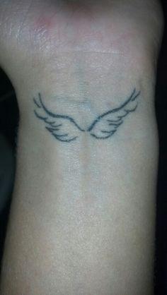 For my guardian angel! #tattoo #love