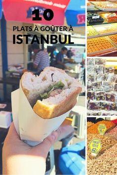 10 plats à goûter à Istanbul - Moi, mes souliers #Istanbul #Foodie #Voyage
