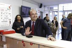 Actualidad Actualidad Miquel Iceta gana las primarias del PSC