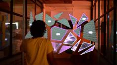 Conductive Orchestra (Interactive Installation) on Vimeo