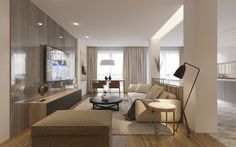 private apartment in Minsk on Behance