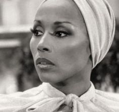 Diahann Carroll. American actress/singer, best known for her title role in the 1968 television series 'Julia', which made her the first African American actress to star in her own television series where she did not play a domestic worker.