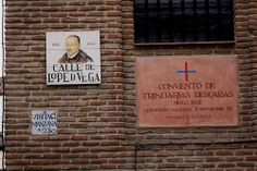 Convento de Trinitarias Descalzas ( Madrid )