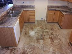 - Epoxy-Arbeitsplatte - You are in the right place about Epoxy Countertop blue Here we offer you the most beautiful picture Refinish Countertops, Epoxy Countertop, Kitchen Countertops, Kitchen Cabinets, Dream Home Design, Home Interior Design, Epoxy Floor Basement, Nature Iphone Wallpaper, Diy Epoxy