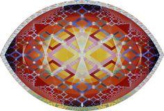 Yndra's Web by Pieter Dirk Torensma Shape Art, Mother Nature, Zentangle, Psychedelic, Holiday Decor, Artist, Handmade, Inspiration, Design