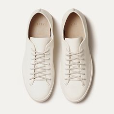 #minimal #minimalism #minimalist #simplicity #sneakers #kicks #trainers #shoes #menswear #mensfashion #mensstyle #contemporary #modern #fashion #style #whitekicks #classic #timeless #essentials #outfitdetails #details #lessismore