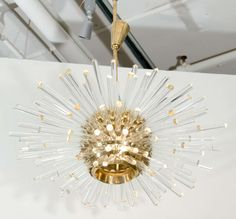 """Bakalowits & Söhne """"Miracle"""" Brass Sputnik 