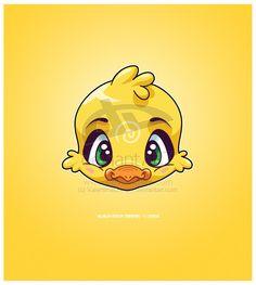 Kawaii Chick Napoleon 36.5k by KawaiiUniverseStudio on deviantART
