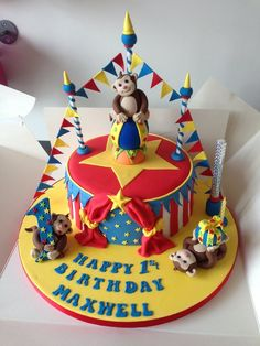 Greatest Showman Cake And Cupcakes Little Miss Oc S