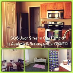 New homes under $200,000 in Hampton..unheard of until now...3 bedrooms/2baths.