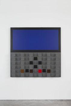 Jesús Rafael Soto (Foto:  © Jesús Rafael Soto / Artists Rights Society (ARS), New York/ADAGP, Paris, 2015 / Cortesia Galerie Perrotin)