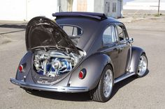 """The """"SPEEDWELL"""" VW Beetle Oval"""