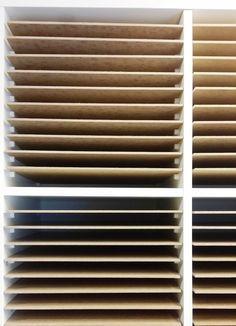 DIY Paper Storage   Papieraufbewahrung