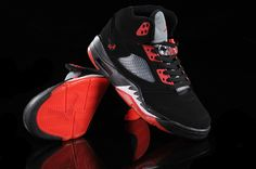 Air Jordan 5 V Retro Shoes Black Red Stylish Clothes, Stylish Outfits, Black Shoes, Men's Shoes, Pinterest For Men, Manly Things, Sneaker Games, Its A Mans World, Air Jordan 5 Retro