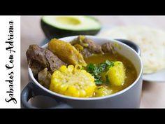 Sancocho de Carne - Sabados con Adriana - YouTube Cilantro, Carne, Ethnic Recipes, Youtube, Food, Stuffed Chicken, Soups, Cooking Recipes, Colombian Cuisine
