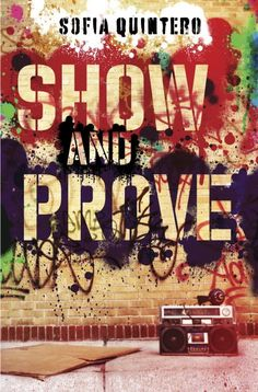 SHOW AND PROVE is a powerful, gritty book that is told from two different perspectives --- Smiles' and Nike's, two teens in the South Bronx in 1983. While some big changes are going on in the world, the two best friends are seeing changes come to their own lives.