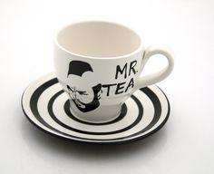 Mr. Tea cup on etsy