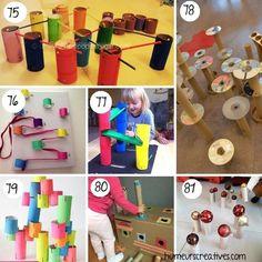 80 bricolages pour enfants à faire avec des rouleaux de papier toilette - Origami, Education, Deco, Games, Logos, Comme, Kids, Diy Sac, Crafts