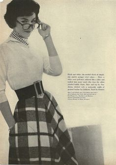 May 1959 Mademoiselle magazine