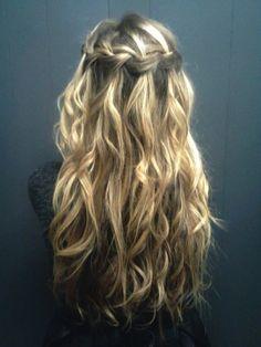 Hvorfor er mit hår ikke langt...