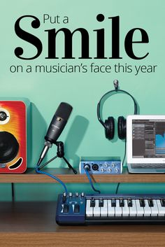 This versatile bundle makes a helpful teaching aid for a school, music lab, church, or even at home. A simple USB connection from the PreSonus AudioBox™ interface to your Mac® or PC gets you started — there's even software on-board for mixing and editing.