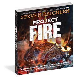 Project Fire by Steven Raichlen Sizzling Recipe, Soy Chicken, Chicken Wings, Blue Cheese Butter, Steak With Blue Cheese, Steven Raichlen, Horseradish Cream, Traeger Recipes, Porterhouse