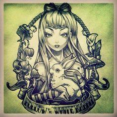 alice in wonderland   Tumblr