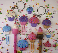 Resultado de imagen para cupcakes en porcelana souvenir