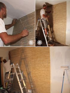 how to apply grasscloth