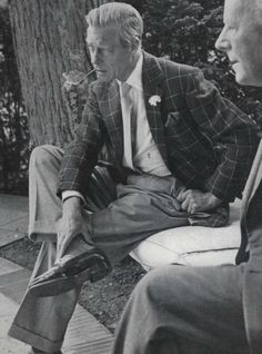 Duke of Windsor - Vogue Magazine