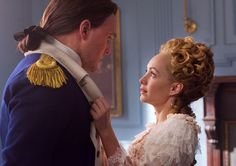 TURN: Benedict Arnold (Owain Yeoman) and Peggy Shippen (Ksenia Solo) in Ep 2.10 | Photo by Antony Platt/AMC